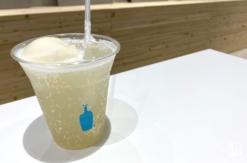 横浜 ブルーボトルコーヒーの「レモンサンデー」めちゃ旨!レモン強めの刺激的一杯