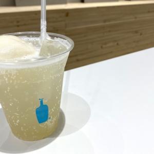 横浜 ブルーボトルコーヒーの「レモンサンデー」レモン強めでサッパリ美味!