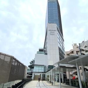 横浜駅「はまレールウォーク」開通!JR横浜タワーとJR横浜鶴屋町ビルを繋ぐ歩行者デッキ