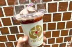 崎陽軒初スイーツ店の「杏仁ムース」シァル横浜で体験!杏仁豆腐を4つの食べ方で