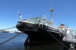 日本郵船氷川丸、6月16日より再開!船内見学コース一部変更