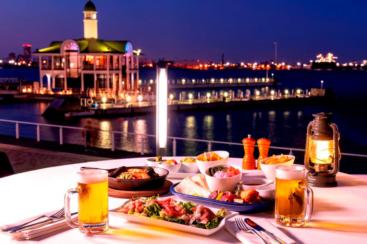 夏季限定 海の見えるビアガーデン「はまビア!」横浜みなとみらいで開催