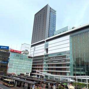横浜駅西口 JR横浜タワーとJR横浜鶴屋町ビル内の各施設 開業日まとめ