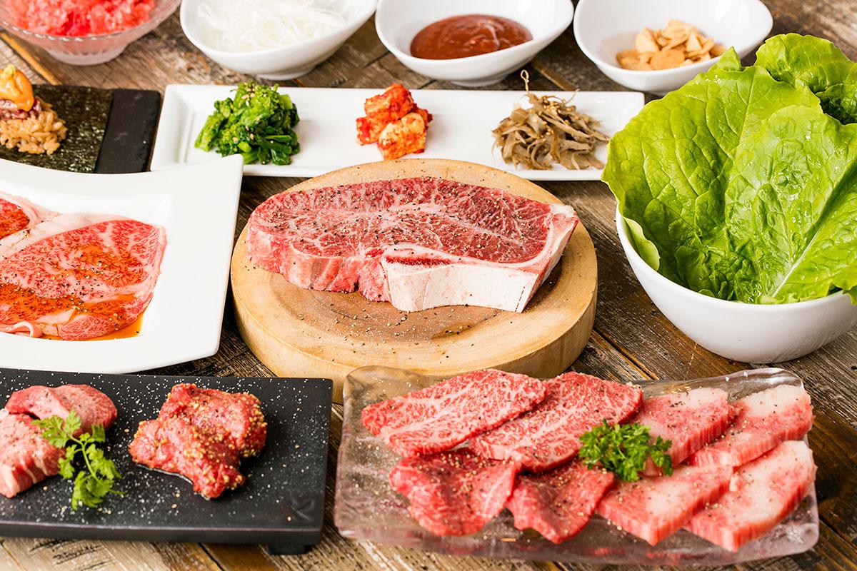 焼肉KINTAN、ニュウマン横浜に横浜初出店!骨付き肉やサーロイン・ユッケ