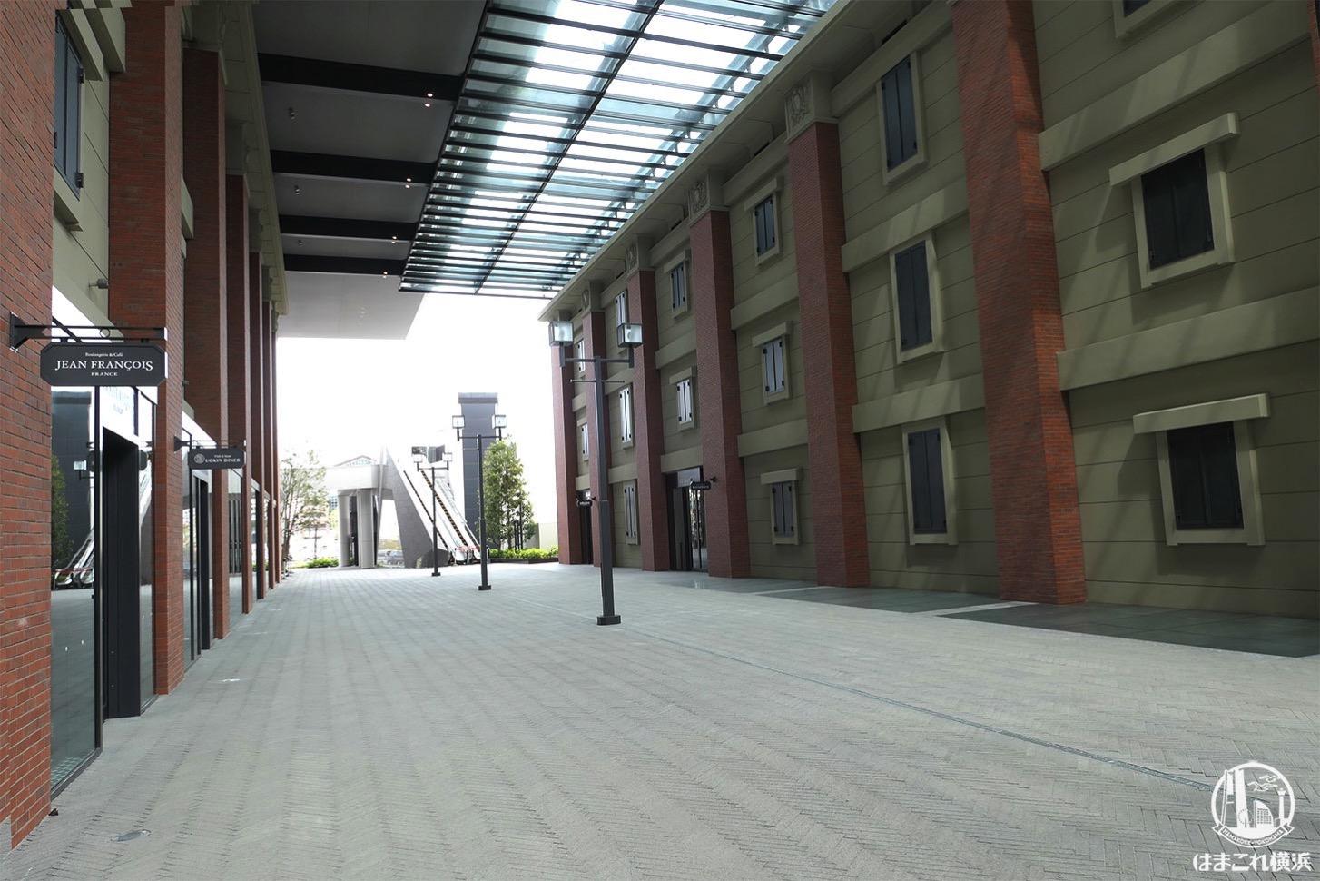 北仲ブリック&ホワイト、6月25日にグランドオープン!馬車道直結の商業・文化施設