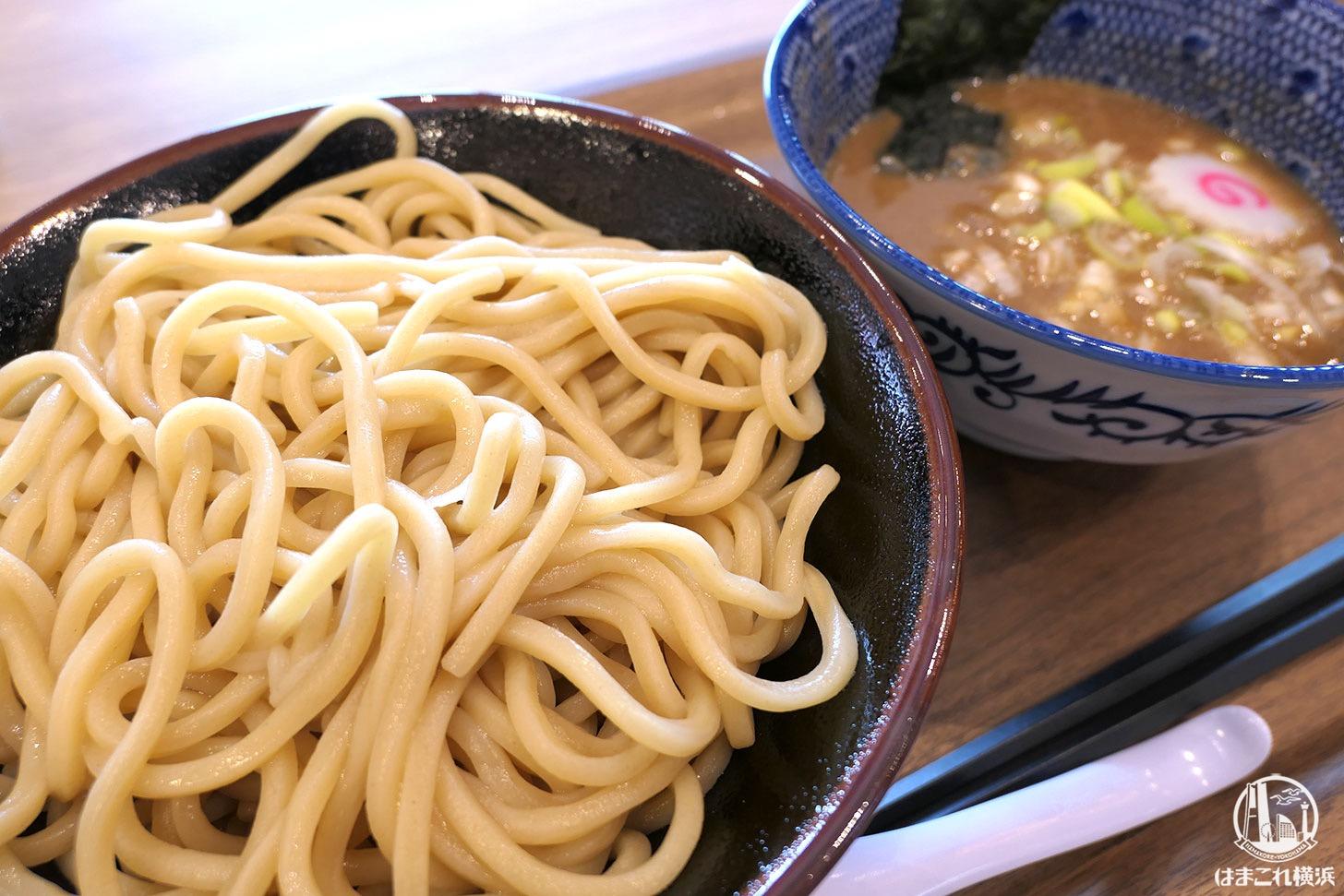 白楽栗山製麺 つけ麺
