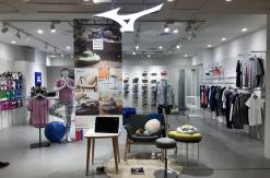 ミズノ直営店「ミズノショップ」横浜ポルタに6月5日オープン