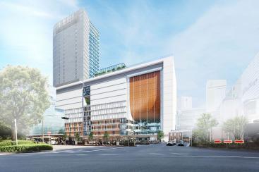 横浜駅「ニュウマン横浜」開業日が2020年6月24日に決定!一部予約制・入場制限