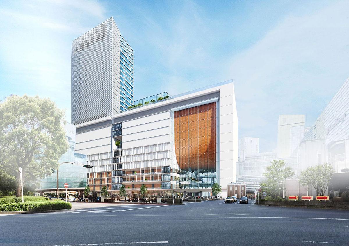 横浜駅「ニュウマン横浜」の開業日が2020年6月24日に決定!一部予約制・入場制限
