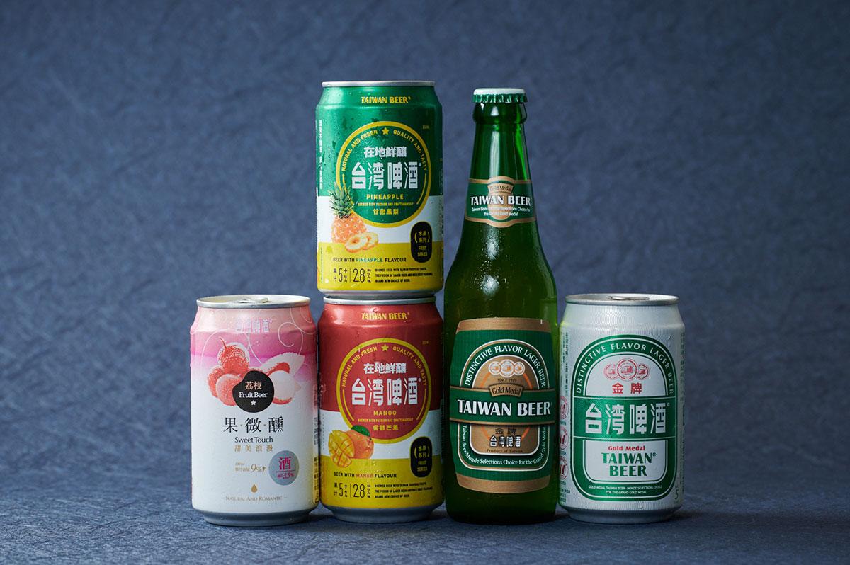 台湾ビール各種