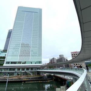 さくらみらい橋、横浜市庁舎から桜木町駅方面に歩いてみた!新南口改札との位置関係