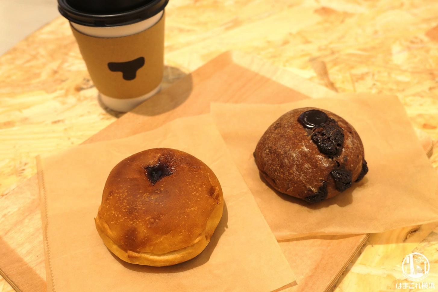 トラヤカフェ・あんスタンド横浜限定の「あんパン」とろける旨さで大興奮!ニュウマン横浜