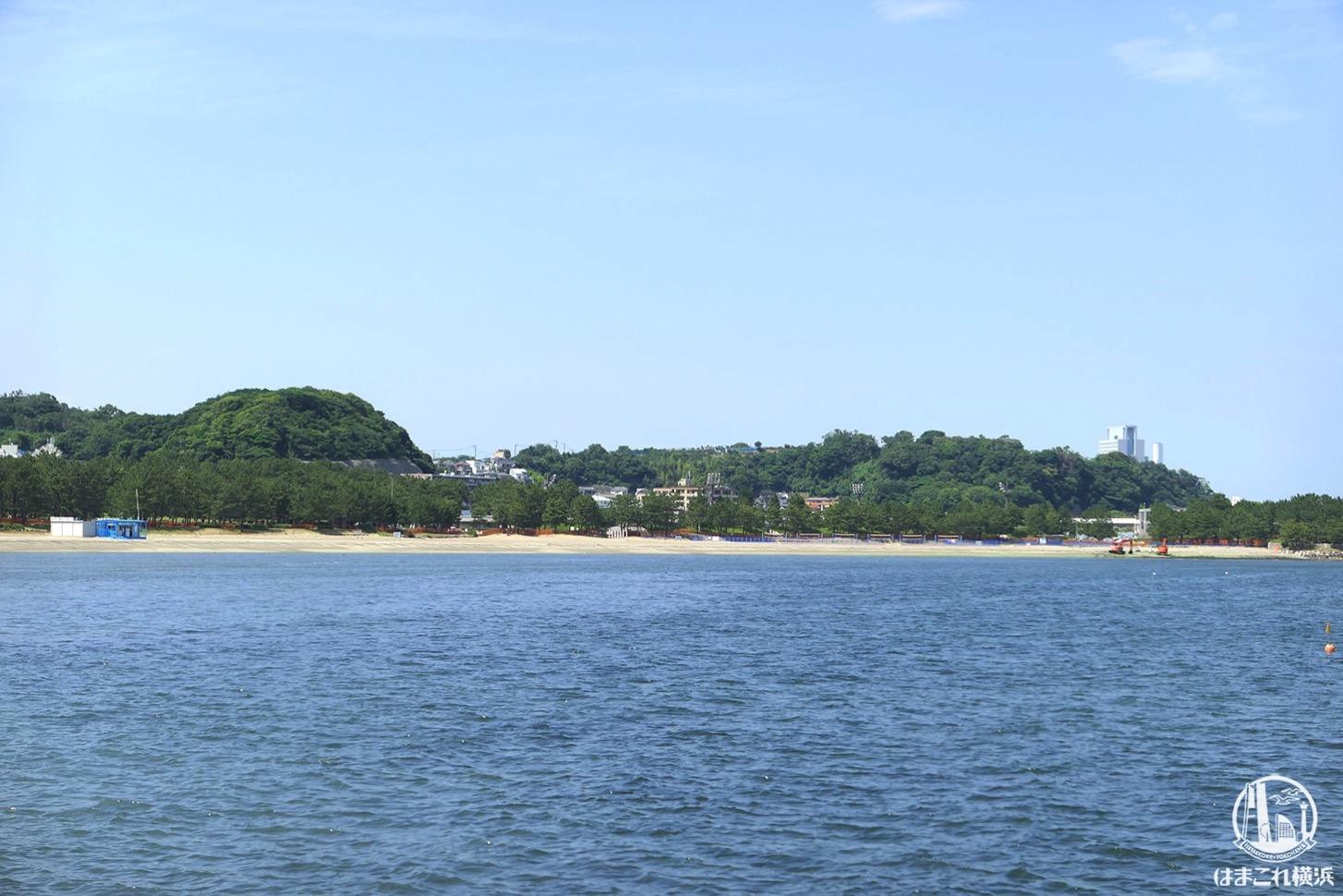 横浜市「海の公園」海水浴場の開設中止 神奈川県内の全海水浴場が開設中止に