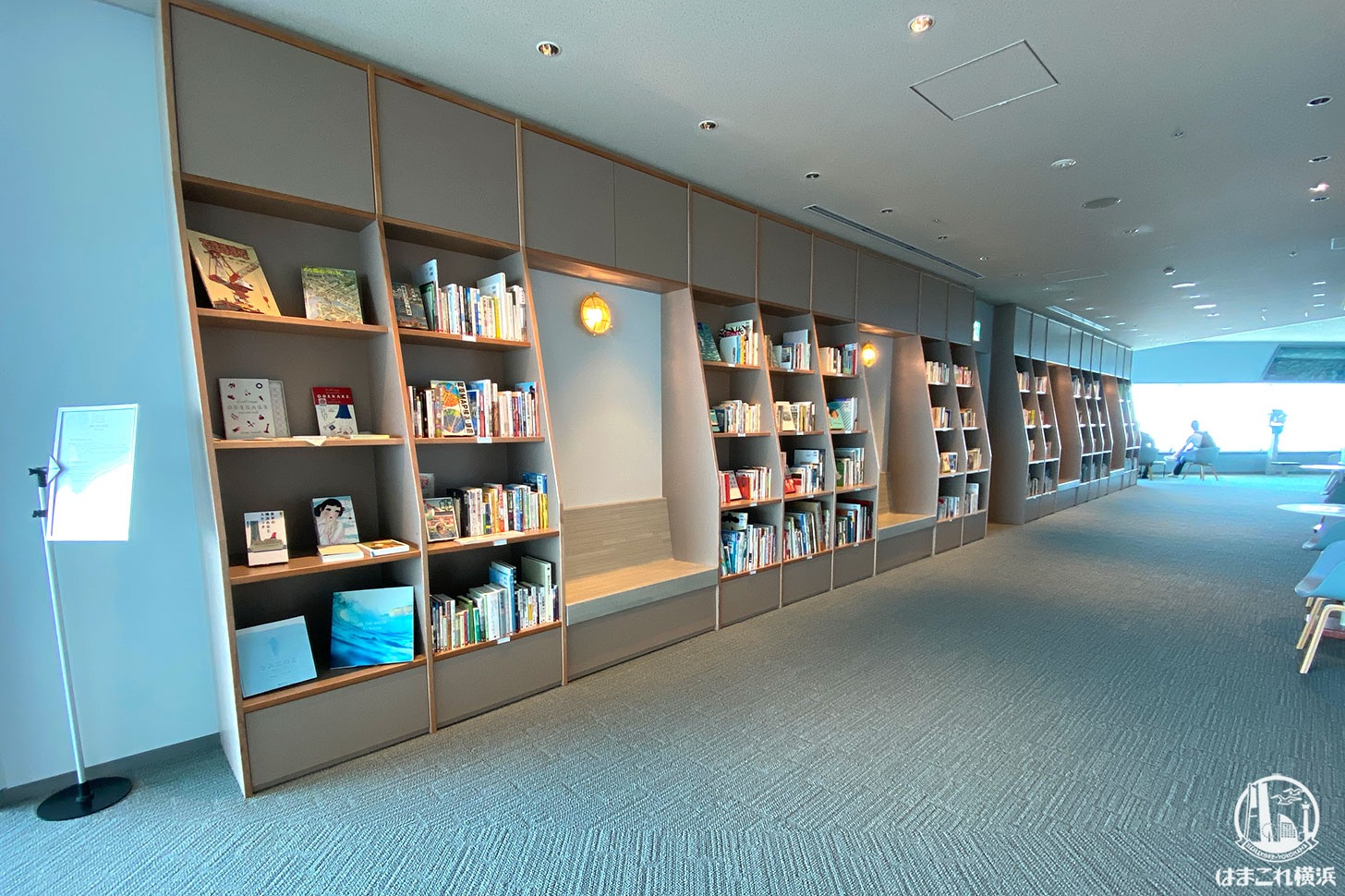 空の図書館
