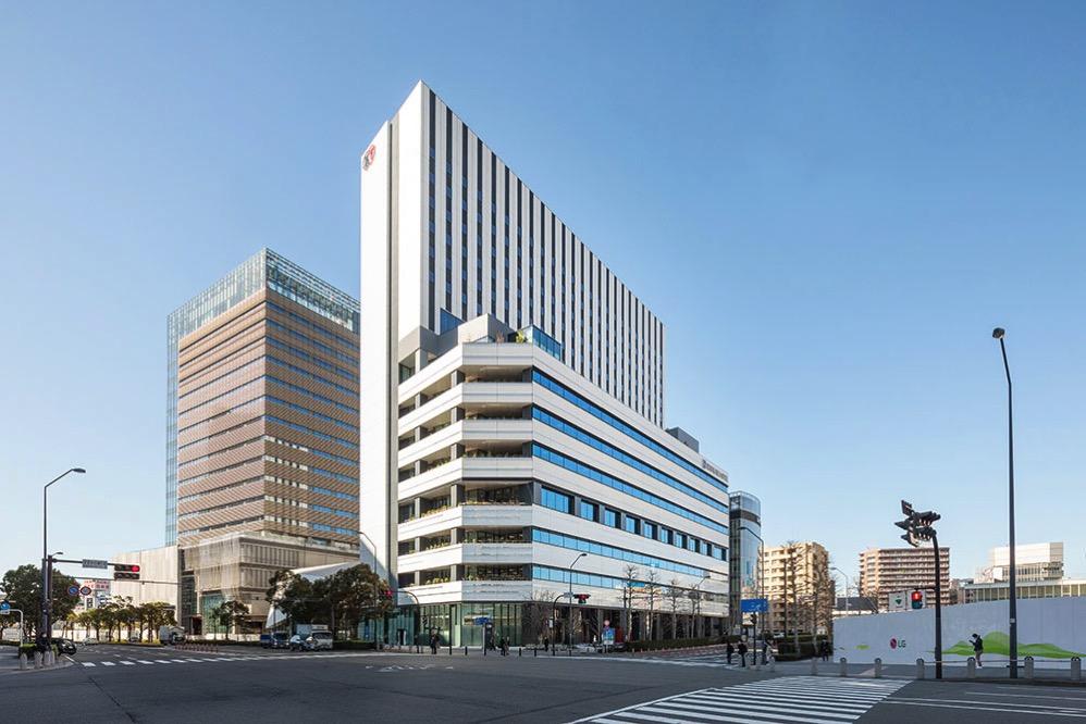 横浜東急REIホテルが6月5日に開業!ホテル内レストラン「アンコール」も