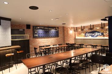横浜DeNA、オリジナルコーヒーやビール楽しめるカフェを横浜駅エキナカにオープン