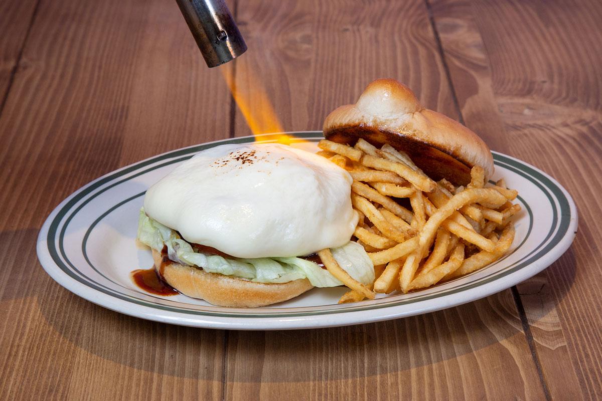 チーズバーガー専門店「ダイゴミ バーガー」に3つの新メニュー登場!炙りモッツアレラのバーガーなど