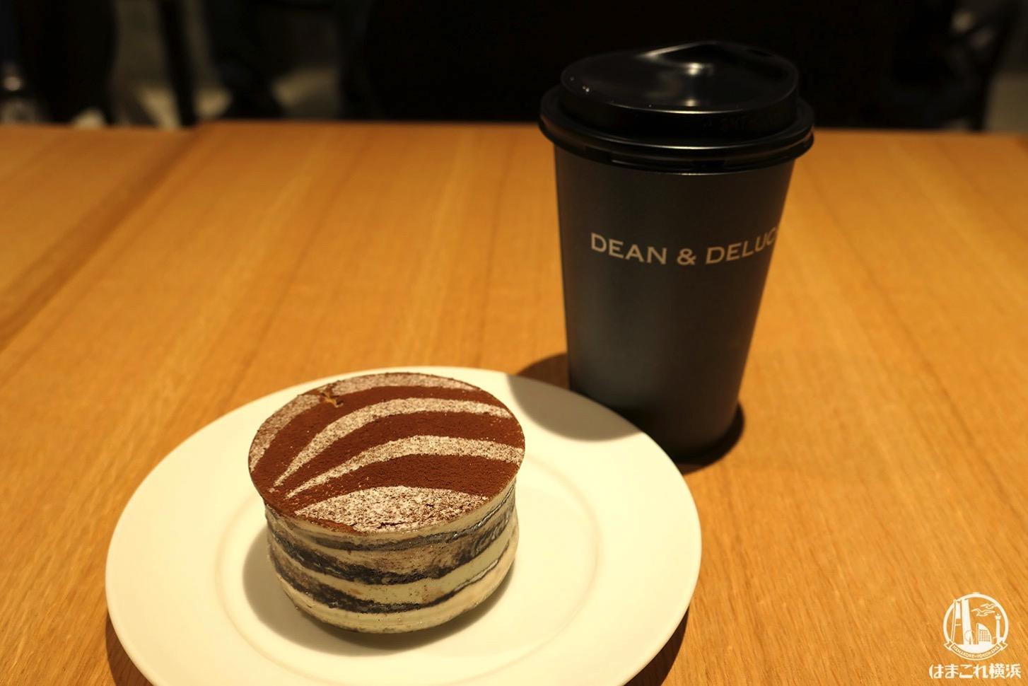 横浜駅「ディーンアンドデルーカ」のカフェがゆったり過ごせて居心地良い