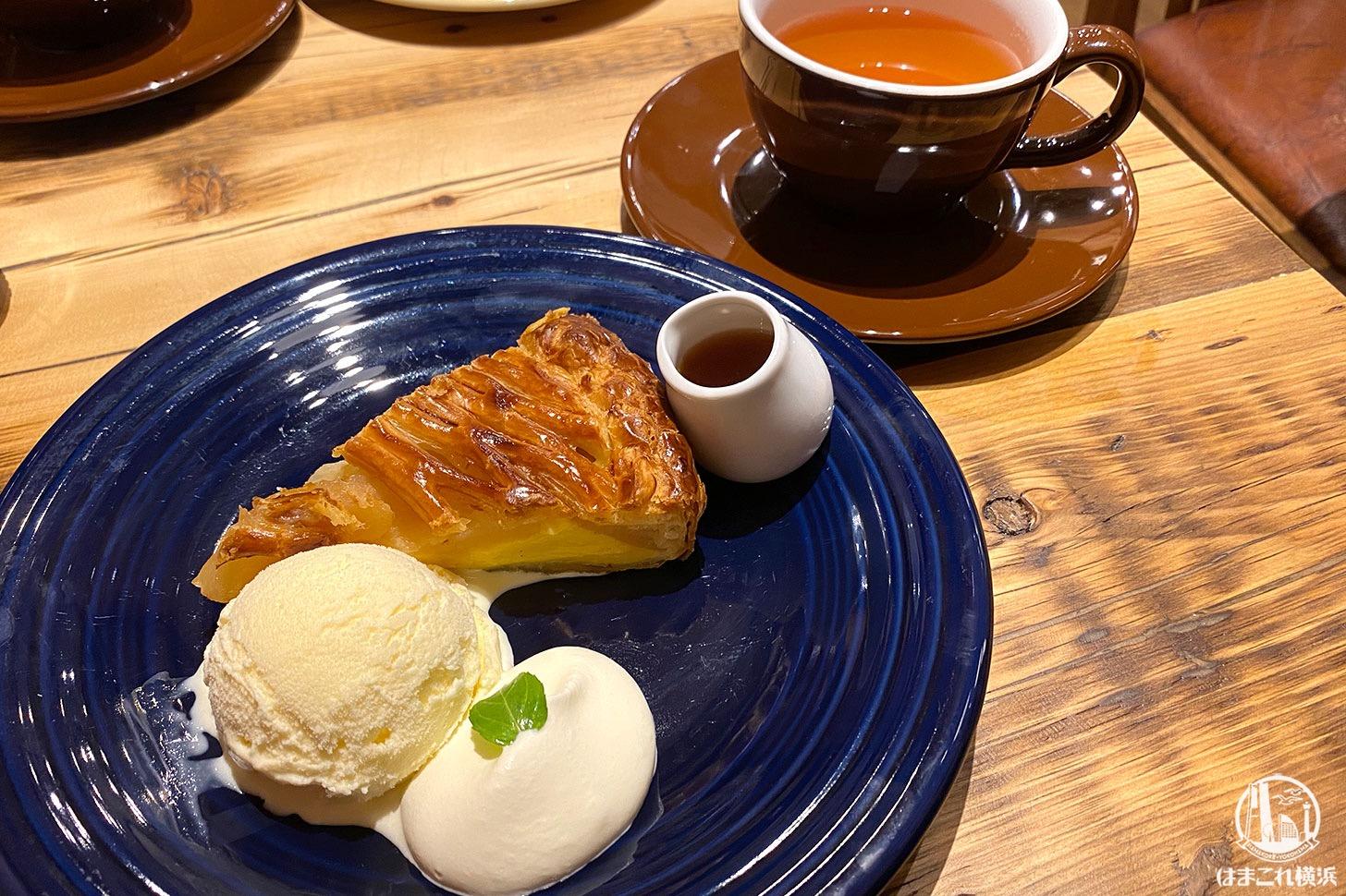 横浜駅「グラニースミス」のアップルパイは安定の美味、テイクアウトあり!シァル横浜