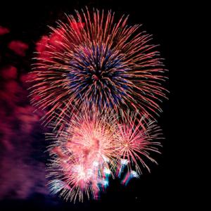 7月24日に全国一斉花火打ち上げ!神奈川県でも「はじまりの花火」