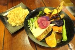 スープカレー KIFUKU(キフク)が野菜尽くしでハマった!和風スープも癖になる