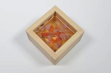 本物のような金魚アート!深堀隆介の展覧会「金魚愛四季」そごう横浜店で関東初開催