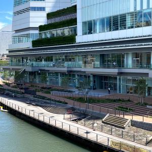 ラクシスフロント、横浜市役所内に全面開業!フードホールやレストラン店舗一覧