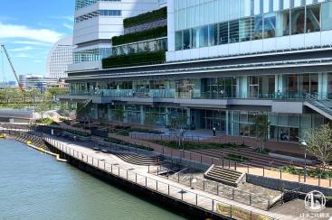 ラクシス フロント、横浜市役所内に全面開業!フードホールやレストラン一覧