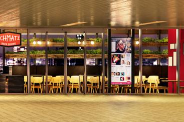 横浜駅 シァル横浜アネックスに「シュマッツ」初出店!クラフトドイツビールとモダンドイツ料理
