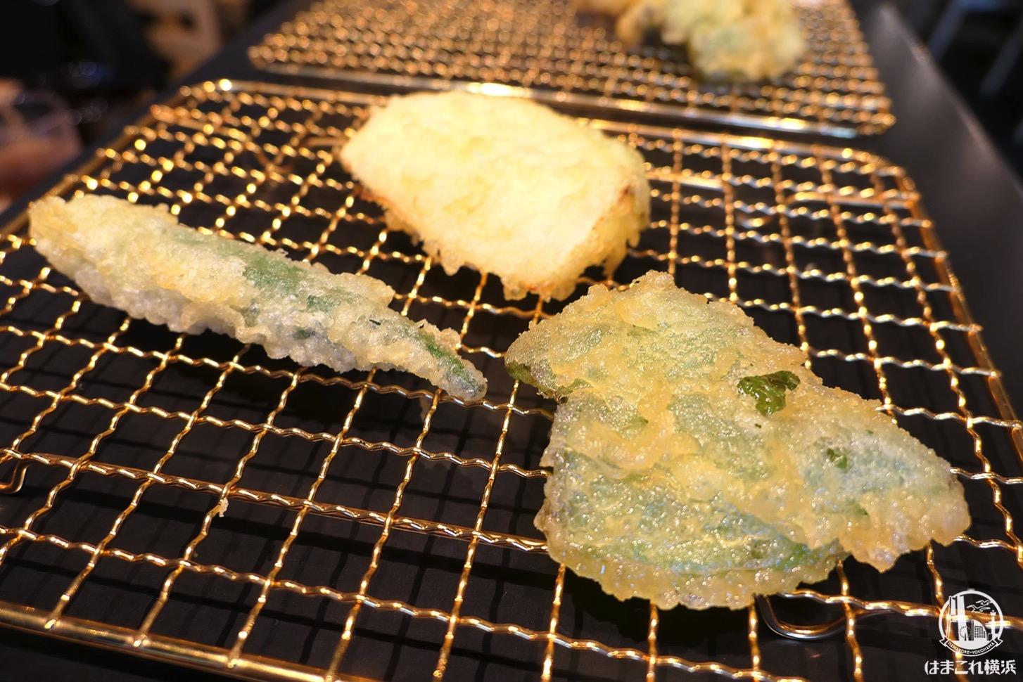 野菜 天ぷら