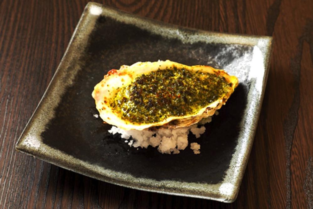 牡蠣のコキール