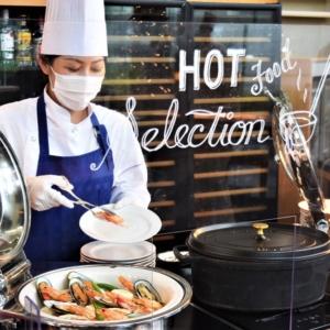 横浜ベイホテル東急「カフェ トスカ」のランチブッフェが再開!キッチンスタジアム「NEXT」
