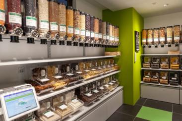 ビオセボン、コレットマーレにオープン!オーガニックスーパーマーケット