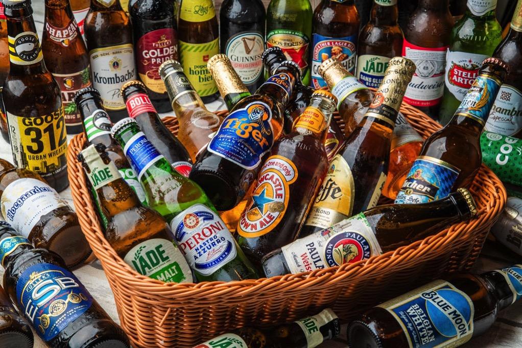 全40種類以上!世界のビールが大集合!