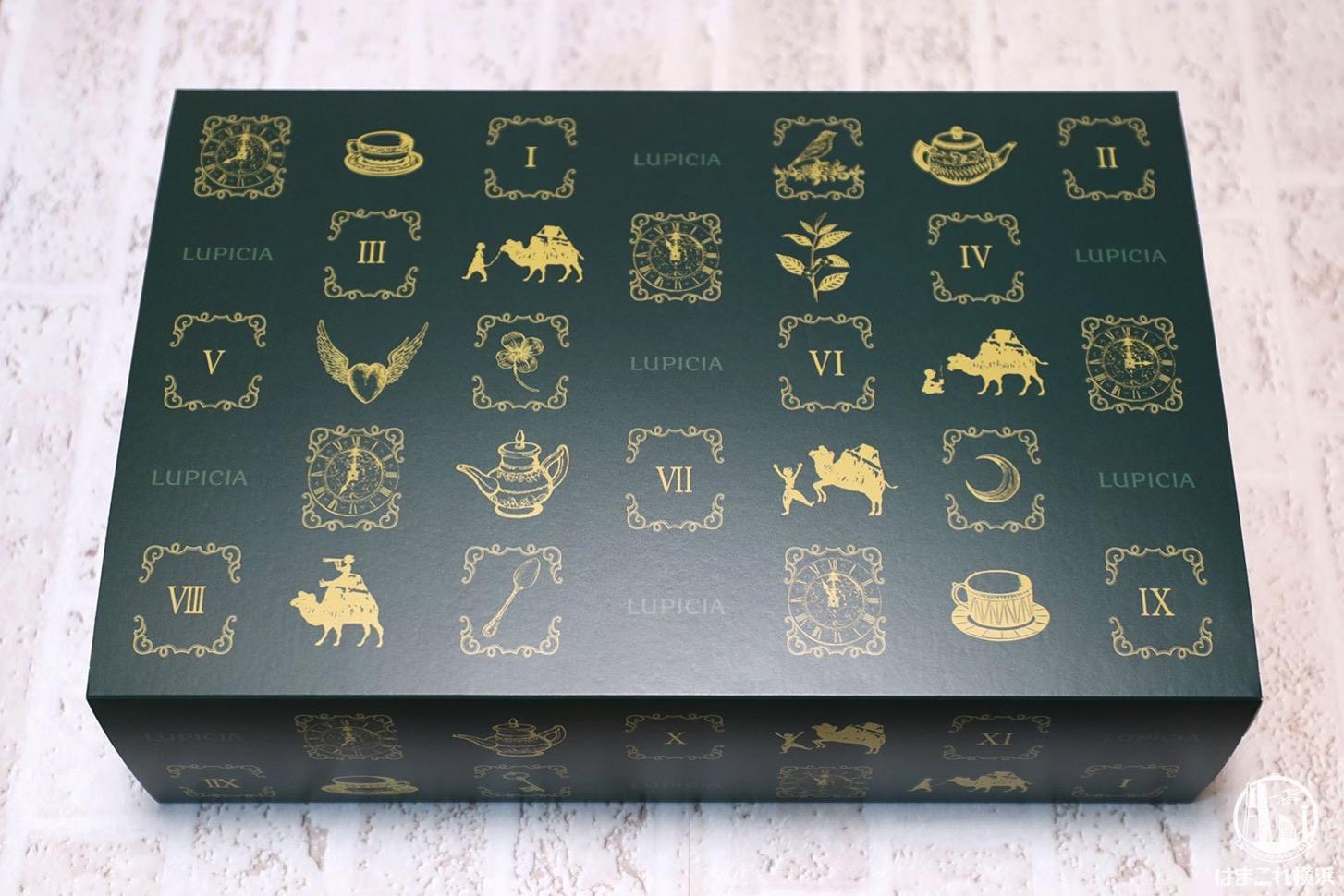 ルピシア「ティーバッグセット100種」スリーブ包装