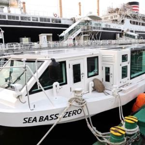 横浜のシーバスに「シーバス ゼロ(SEA BASS ZERO)」新たに誕生!