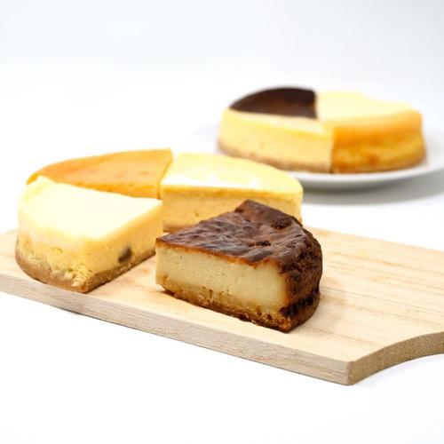 ボーノボーノ チーズケーキセット