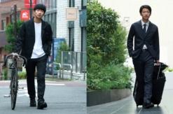 スーツに見える作業着「ワークウェアスーツ」横浜ポルタにオープン!毎日洗濯機で洗える機能性