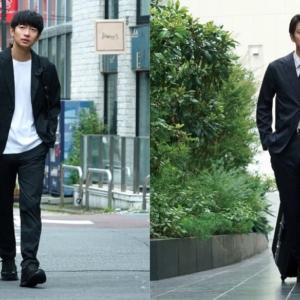 スーツに見える作業着「ワークウェアスーツ」横浜ポルタに、毎日洗濯機で洗える機能性