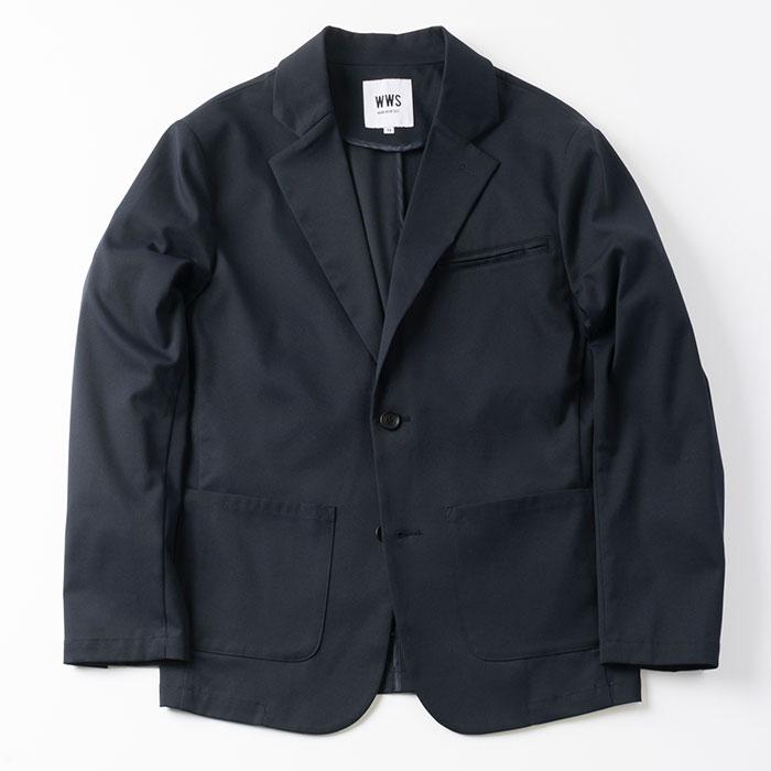 テーラードライトジャケット