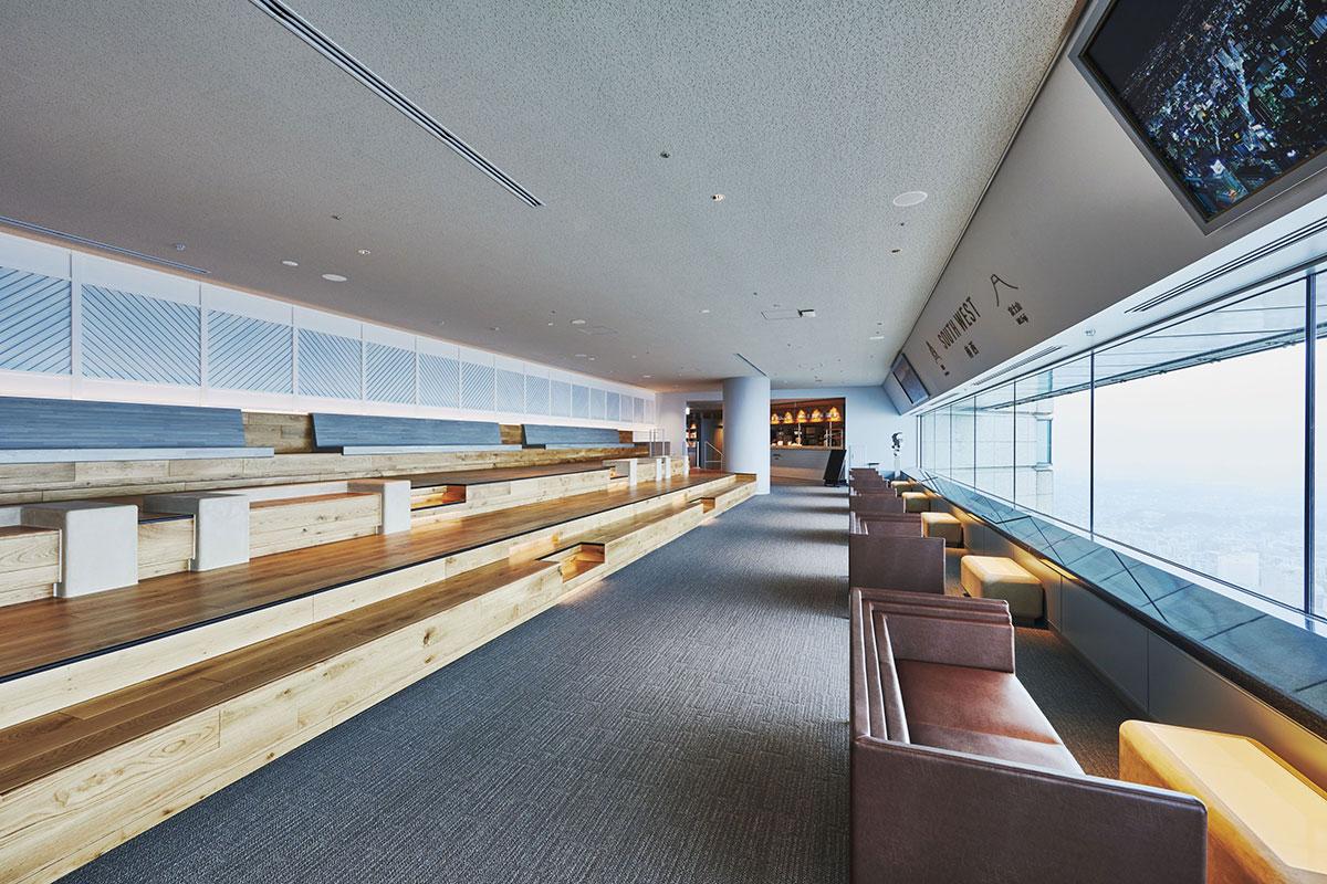 横浜ランドマークタワー 69階展望フロア「スカイガーデン」で神奈川県民チケット半額キャンペーン