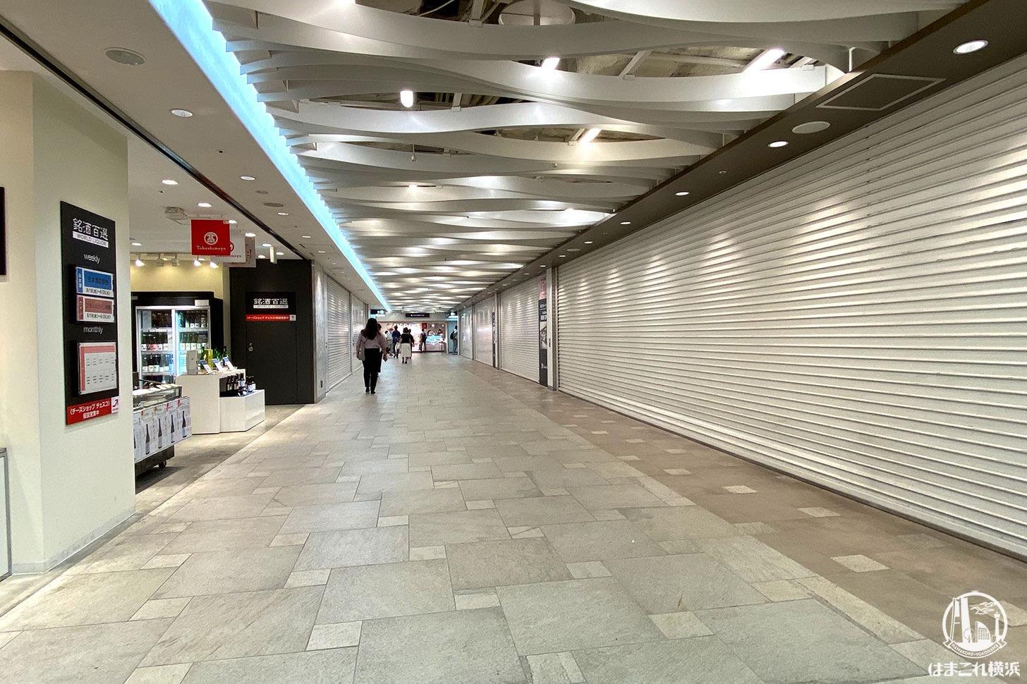 横浜高島屋 増床エリア