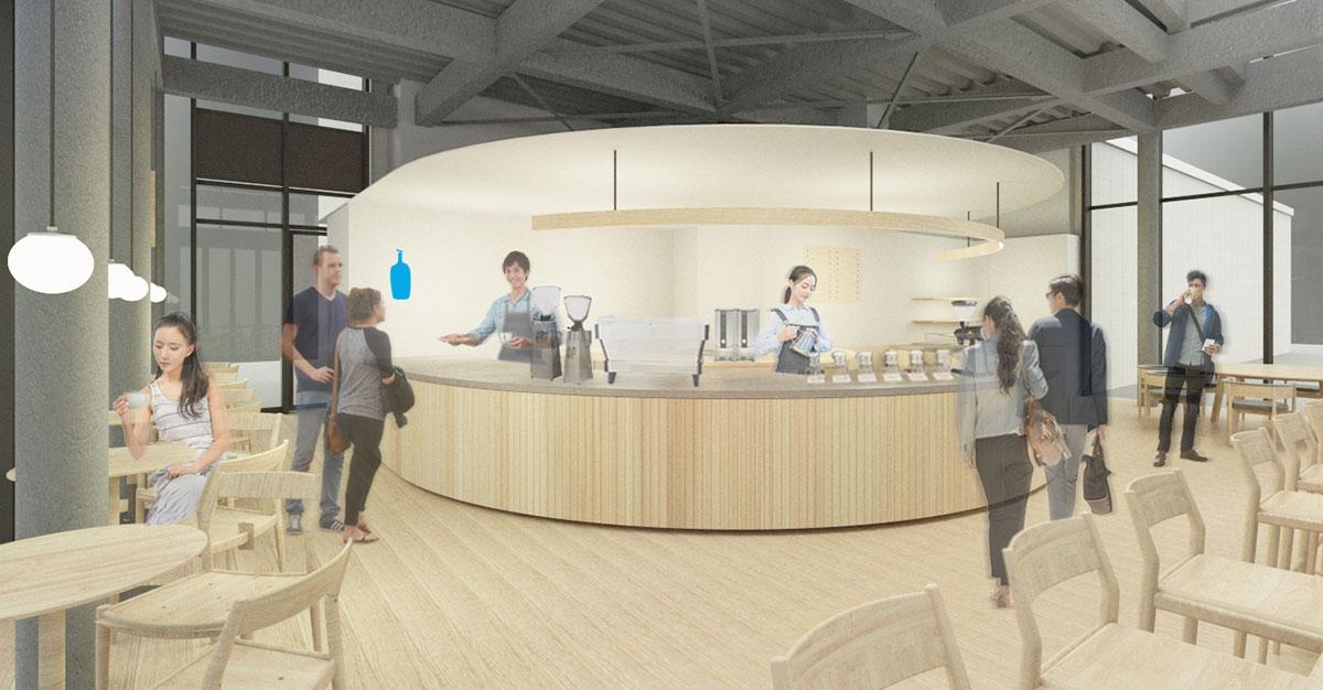 ブルーボトルコーヒー みなとみらいカフェ
