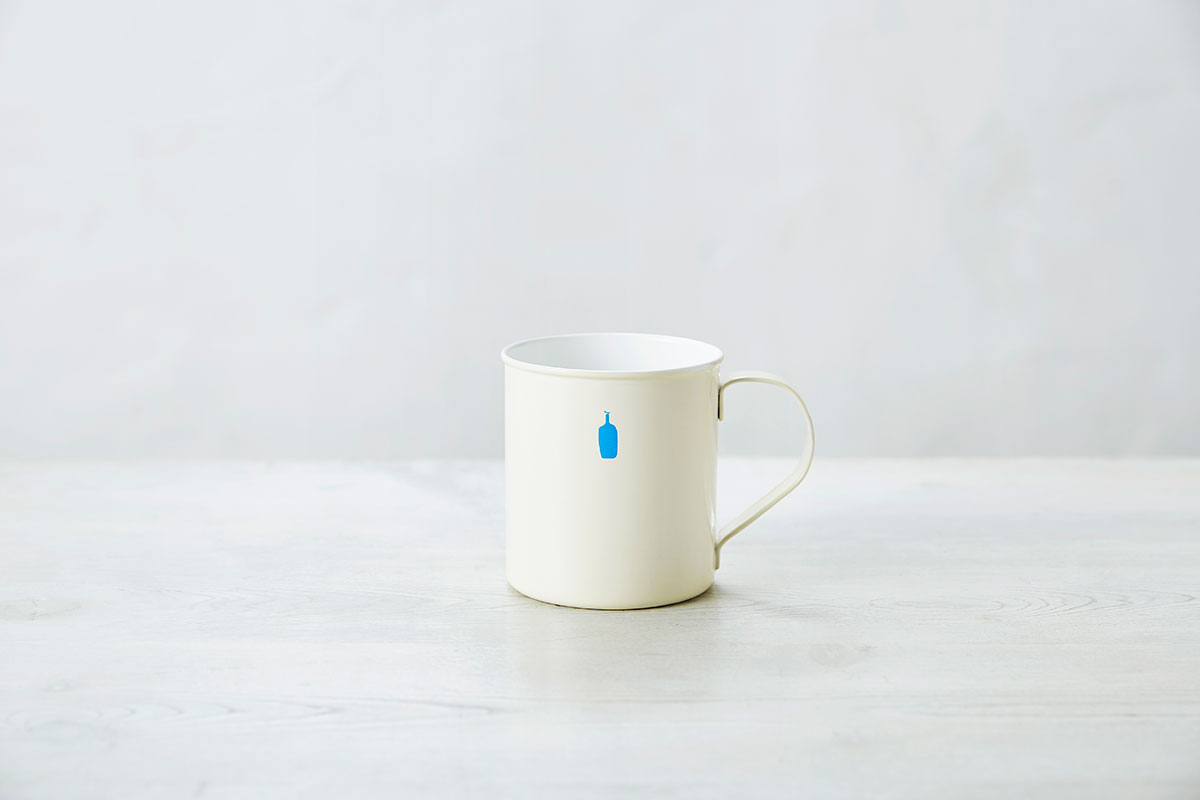 COFFEE CAMP MUG BY TSUBAME