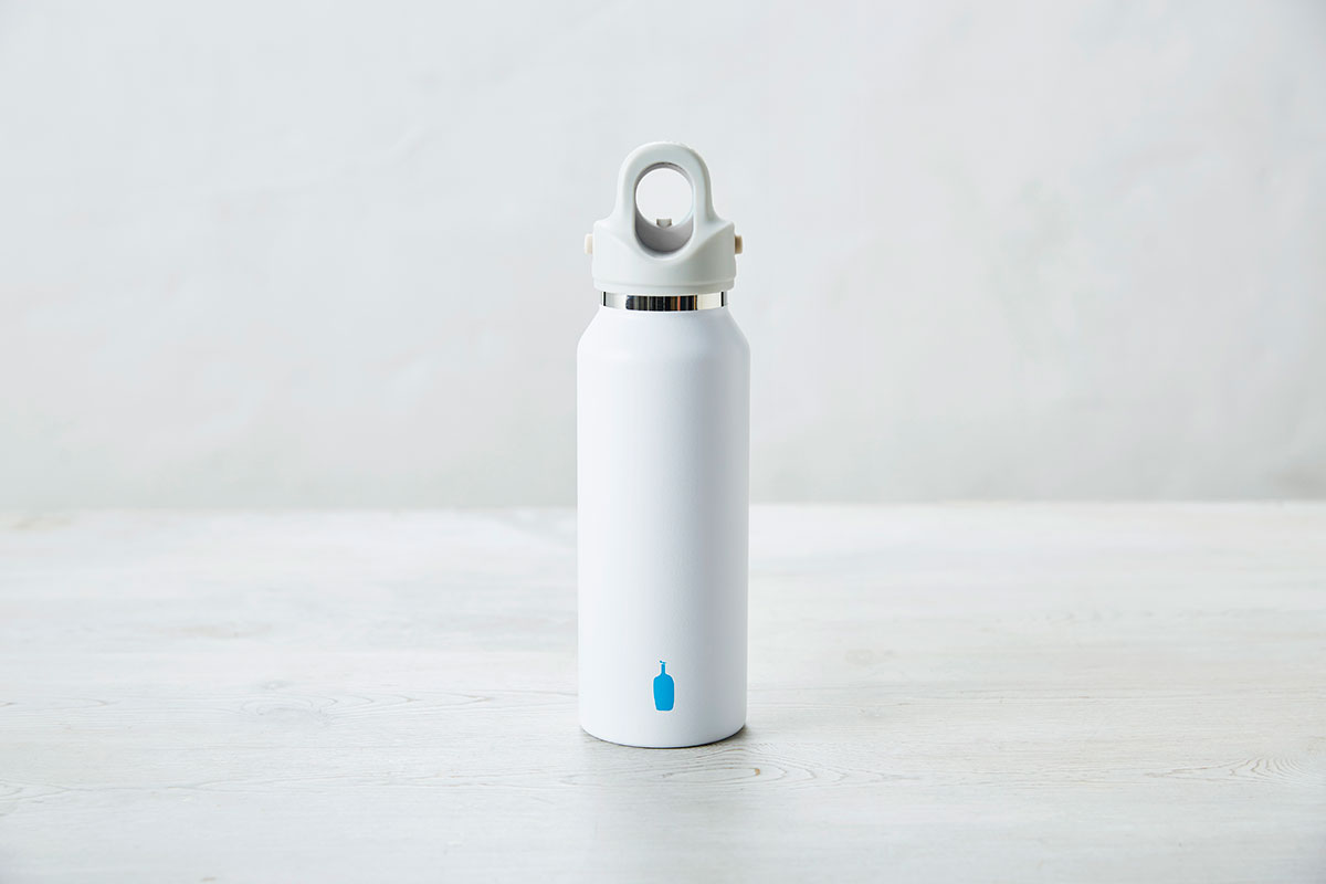 BLUE BOTTLE GO BOTTLE