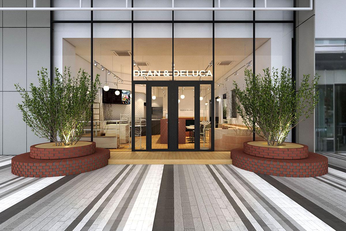 ディーンアンドデルーカカフェ、横浜みなとみらい・コレットマーレにオープン!