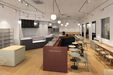ディーンアンドデルーカカフェ、コレットマーレにオープン!横浜みなとみらい