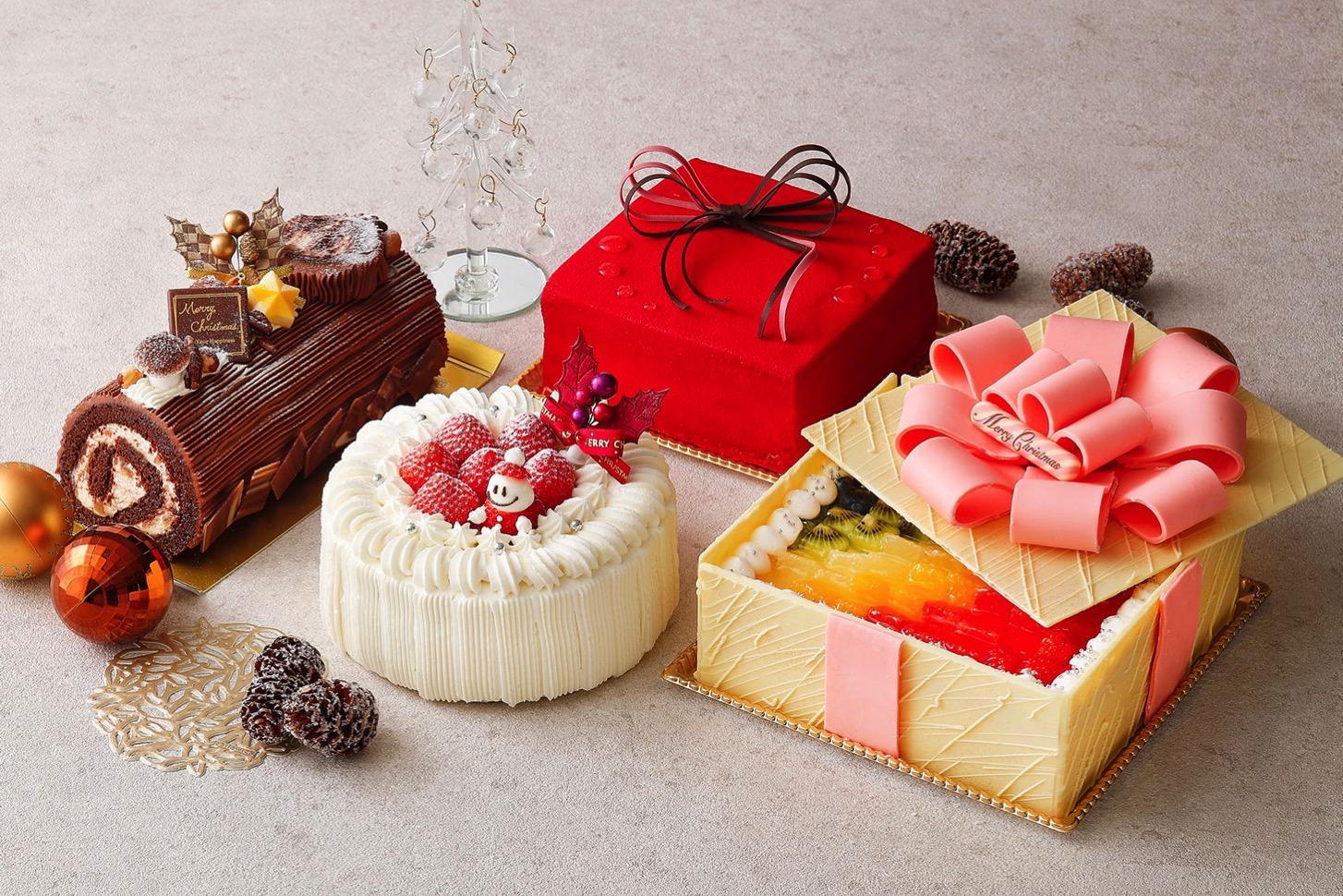 横浜・ホテルニューグランド2020年のクリスマスケーキは華やかで心躍るケーキ揃う!