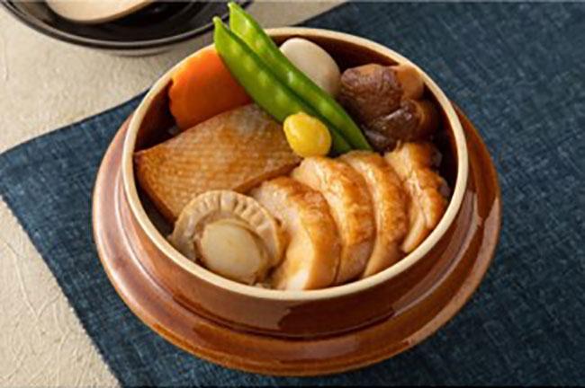 鶏五目釜飯 1,280円