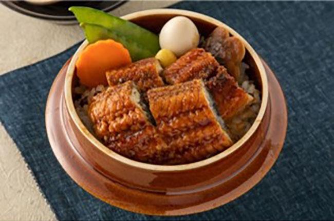 うなぎ釜飯 1,710円